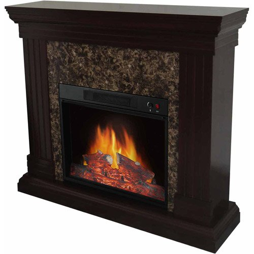 Home Electric Fireplace, w/44