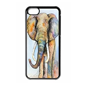 fashion case Custom High Quality WUCHAOGUI cell phone case cover Animal Elephant Pattern protective case cover For Apple iphone 6 4.7 nsDq1bdxR6 4.7p case covers - case cover-20