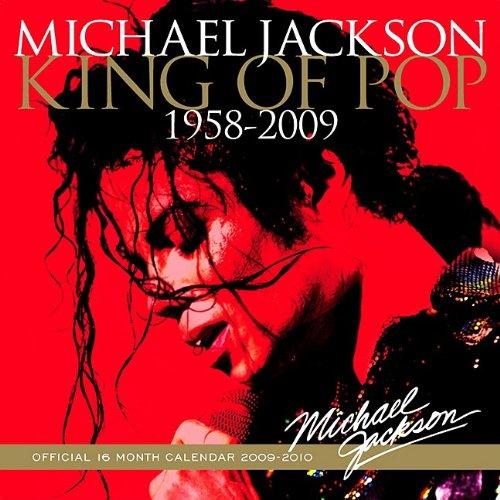 16 Month 2010 Calendar (Michael Jackson 2010 Calendar)