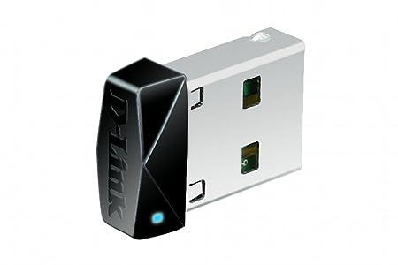 D Link DWA 121 Wireless N 150 PICO USB Adapter  Black  Wireless USB Adapters