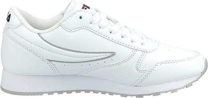 Fila Orbit Low Wmn, Zapatillas para Mujer, Blanco (White 1010308 ...