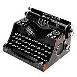 Daptsy Retro Vintage Typewriter Model Metal Decoration Literature Art Style Home Crafts