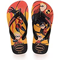 Chinelo Infantil Havaianas Os Incriveis Masculino