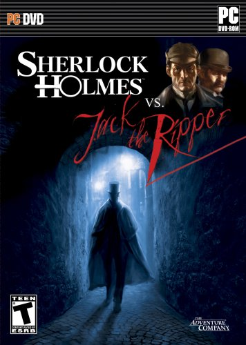 Sherlock Holmes vs. Jack the Ripper - PC (Jack The Ripper Game compare prices)