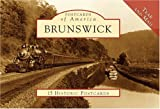 Front cover for the book Brunswick (MD) (Postcards of America) by Mary H. Rubin