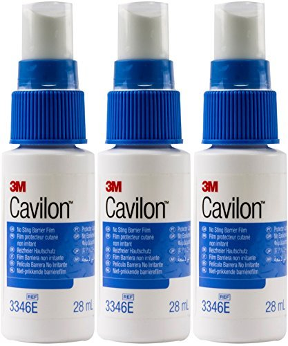 - Cavilon No Sting Barrier Film - 28 ml Spray - Pack of 3