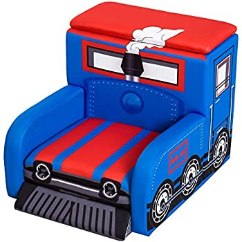 Amazon.com: Disney Cars Sofa Chair with Slumber: Toys & Games