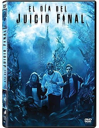 El Día Del Juicio Final Johnny Pacar Shaun Sipos Bryan Dechart Casey La Scala Marc Bienstock Dvd Blu Ray