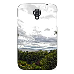 Quality DavidKearns Case Cover With Castle With A View Nice Appearance Compatible With Galaxy S4