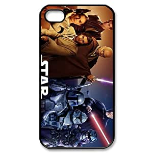 Custom Star Wars Cover Case for iPhone 4 4s EQP-1594
