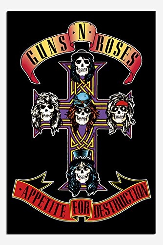 appetite for destruction poster