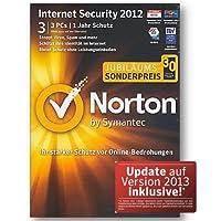 Norton Internet Security 2012 3 PC / User inkl. Update 2013 - 30 Jahre Jubiläums BOX