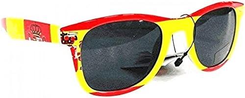 Gafas de sol protección UV400, diseño de bandera de España España: Amazon.es: Joyería