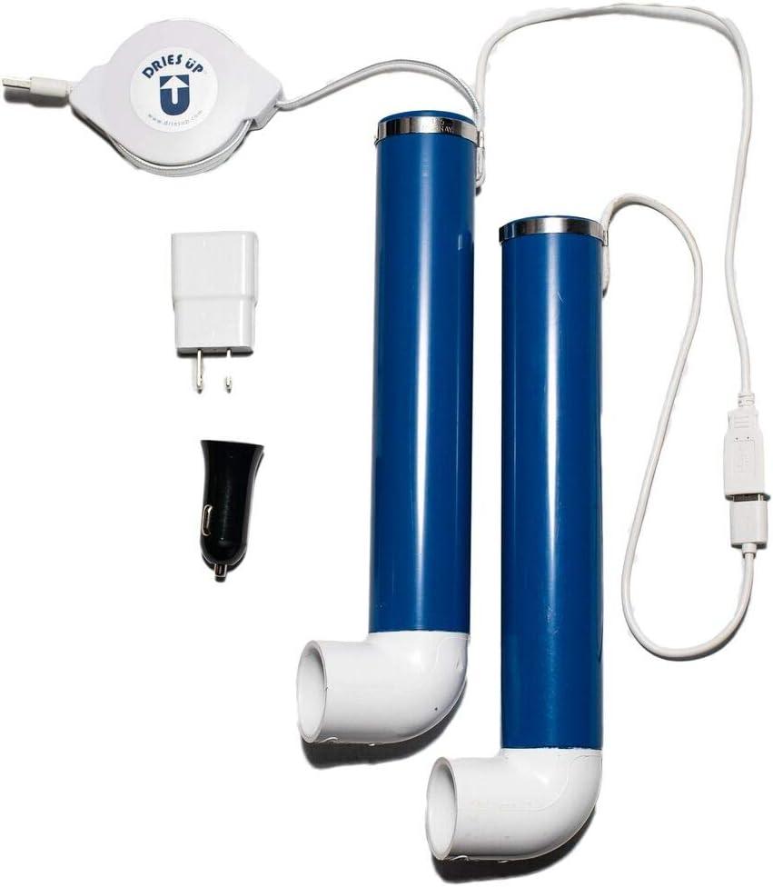 USB boot dryers