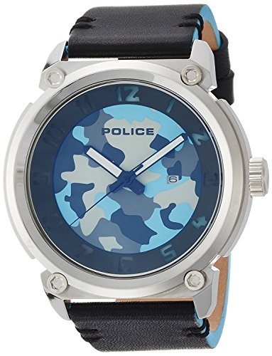 POLICE watch 14474JS-08 men's [regular imported goods]