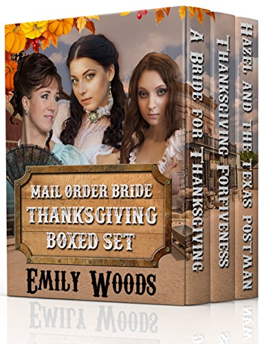 Mail Order Bride: Thanksgiving Boxed Set