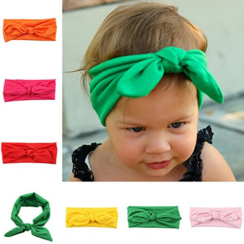 Princess Makeup Tutorial (Iebeauty Baby Girl Elastic Hair Hoop headbands and Princess fashion headbands 4/8 packs (8 packs))