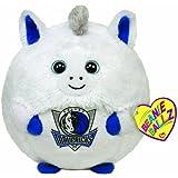Ty Beanie Ballz Dallas Mavericks - NBA Ballz