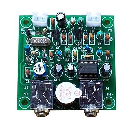 QRP Pixie Kit CW Receiver Transmitter 7 023MHz Shortwave