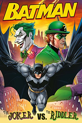(Batman: The Joker vs. The Riddler)