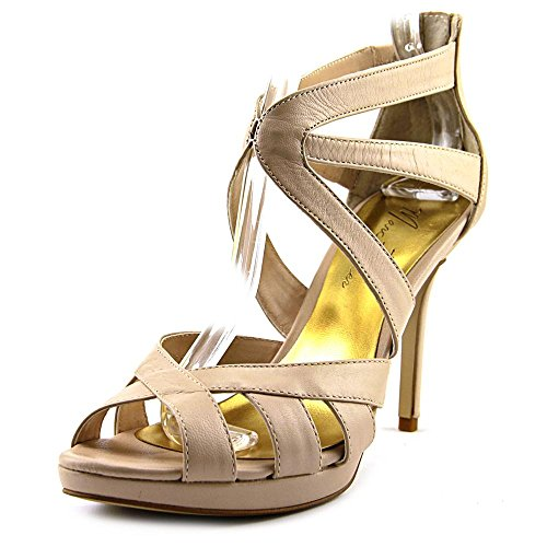 Light Marc Natural Pour Sandales Femme Leather Fisher 7xSqSfIwP