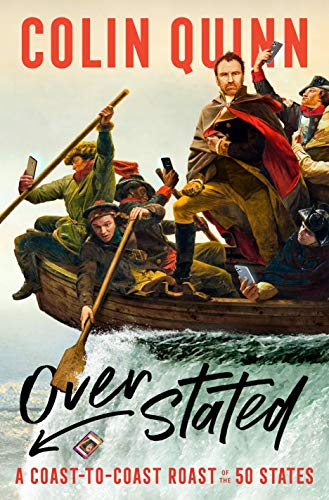 Book Cover: Overstated: A Coast-to-Coast Roast of the 50 States