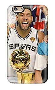 Kassia Jack Gutherman's Shop san antonio spurs basketball nba (8) NBA Sports & Colleges colorful iPhone 6 cases