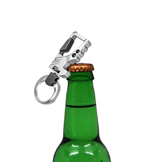 Amazon.com: NACTECH - 2 llaveros para abrir botellas de ...
