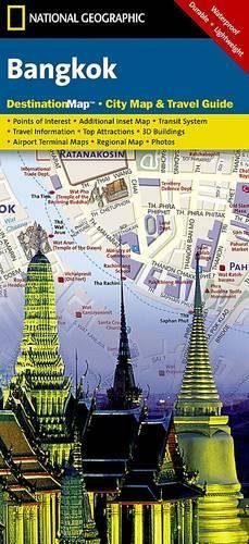 Bangkok (National Geographic Destination City Map)...