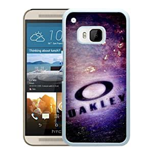 Unique HTC ONE M9 Case ,Hot Sale And Popular Designed Case With Oakley 1 White HTC ONE M9 Cover Phone Case