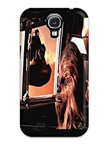 Hot Snap-on Star Wars Empire Strikes Back Hard Cover Case/ Protective Case For Galaxy S4