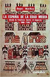 La España de la Edad Media (Historia. Serie Menor): Amazon.es ...