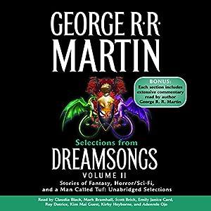 Dreamsongs, Volume II Hörbuch