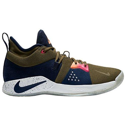廃止思春期の平凡(ナイキ) Nike PG 2 メンズ バスケットボールシューズ [並行輸入品]
