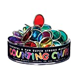 Dowling Magnets Magnetic Counting Chips with