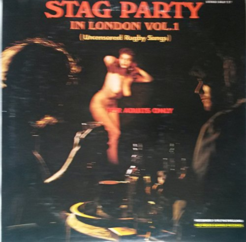 stag party in london vol. 1 LP