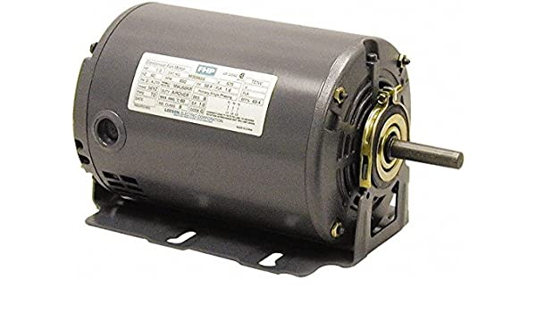 Amazon com: 1/4 Max Hp, 1,725 Max RPM, Electric AC DC Motor 115 V