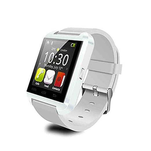 Smartwatch - Reloj Inteligente Bluetooth U8 Reloj de Pulsera Digital Deportivo para iOS Android Samsung teléfono móvil portátil Dispositivo electrónico: ...