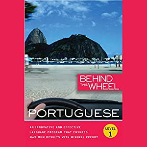 Behind the Wheel - Portuguese Hörbuch