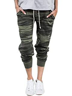 Greetuny Chándal Mujer Hip Hop Personalidad Pantalon Jogger Mujer ...
