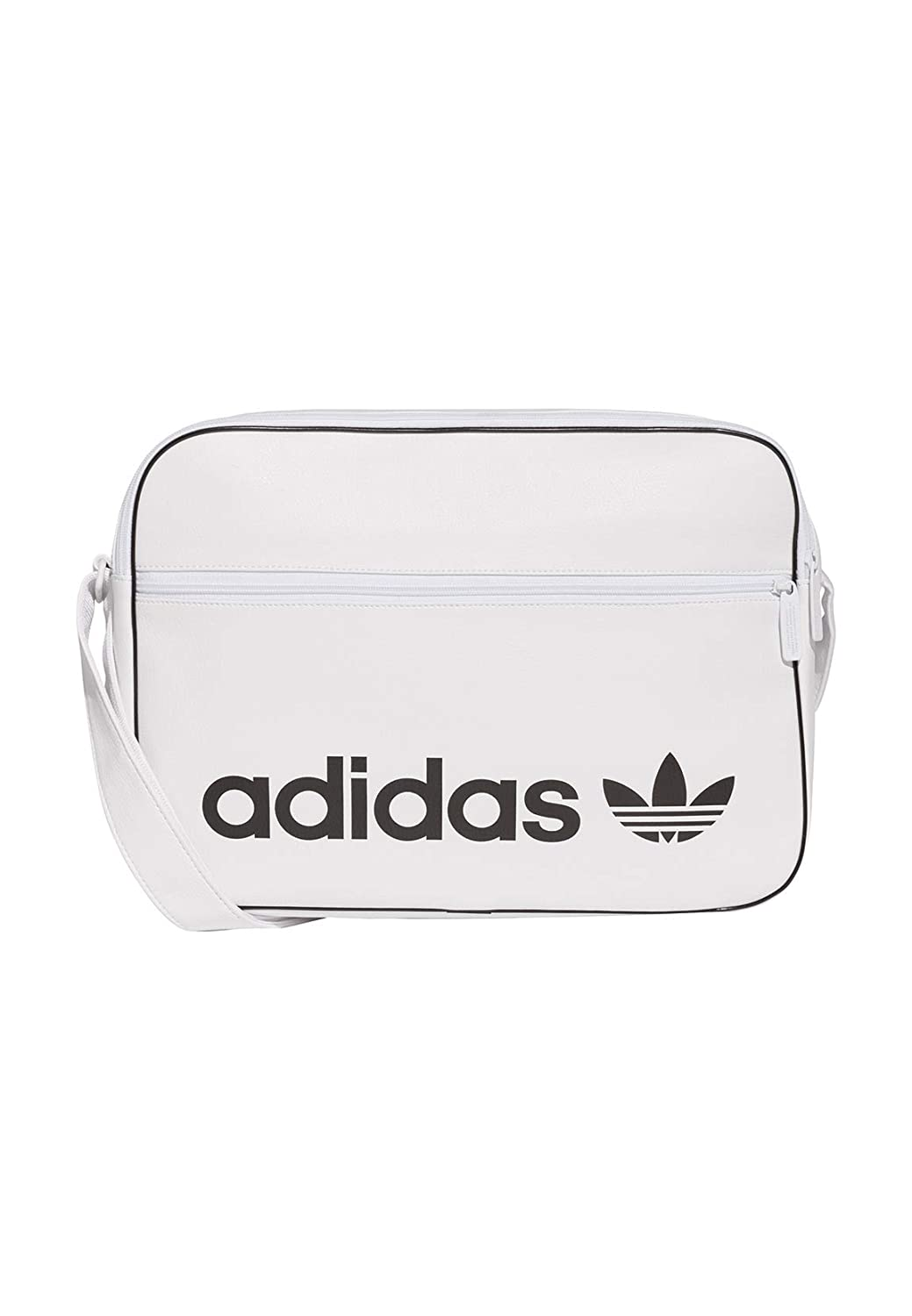 adidas Airliner Vintage Messenger Bag Black 12 x 29 x 39 cm DH1002