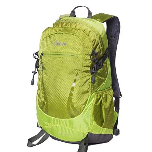 Sincere® Verpackung / Rucksäcke / Mobil / Ultra Outdoor-Sport-Rucksack / Berg Beutel / Fußpaket-grün 30L