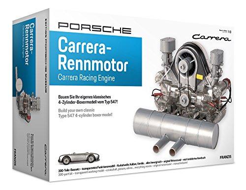 Porsche Carrera-rennmotor: 4Zylinder boxermodell VOM Typ 547