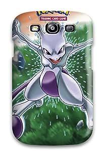 Tough Galaxy GsZbiiJ5121mUEtk Case Cover/ Case For Galaxy S3(pokemon)