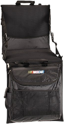 NASCAR Cooler Cushion with Seat Back