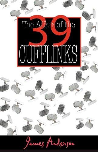 flinks, The (Inspector Wilkins Mysteries) (Anderson Silver Cufflinks)