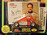 Sprint Car J.J. Yeley (Red#2) World of Outlaws Series 2 1:64 scale die-cast Racer by Racing Champions