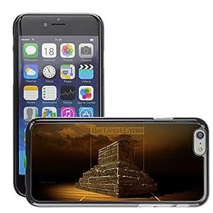 Super Stellar Slim PC Hard Case Cover Skin Armor Shell Protection // M00049569 the cs9 aero cyrus persia great // Apple iPhone 6 PLUS 5.5