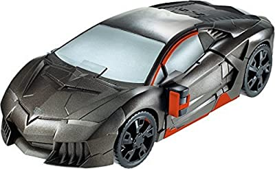 Transformers: The Last Knight Autobots Unite 11-inch Flip & Change Autobot Hot Rod