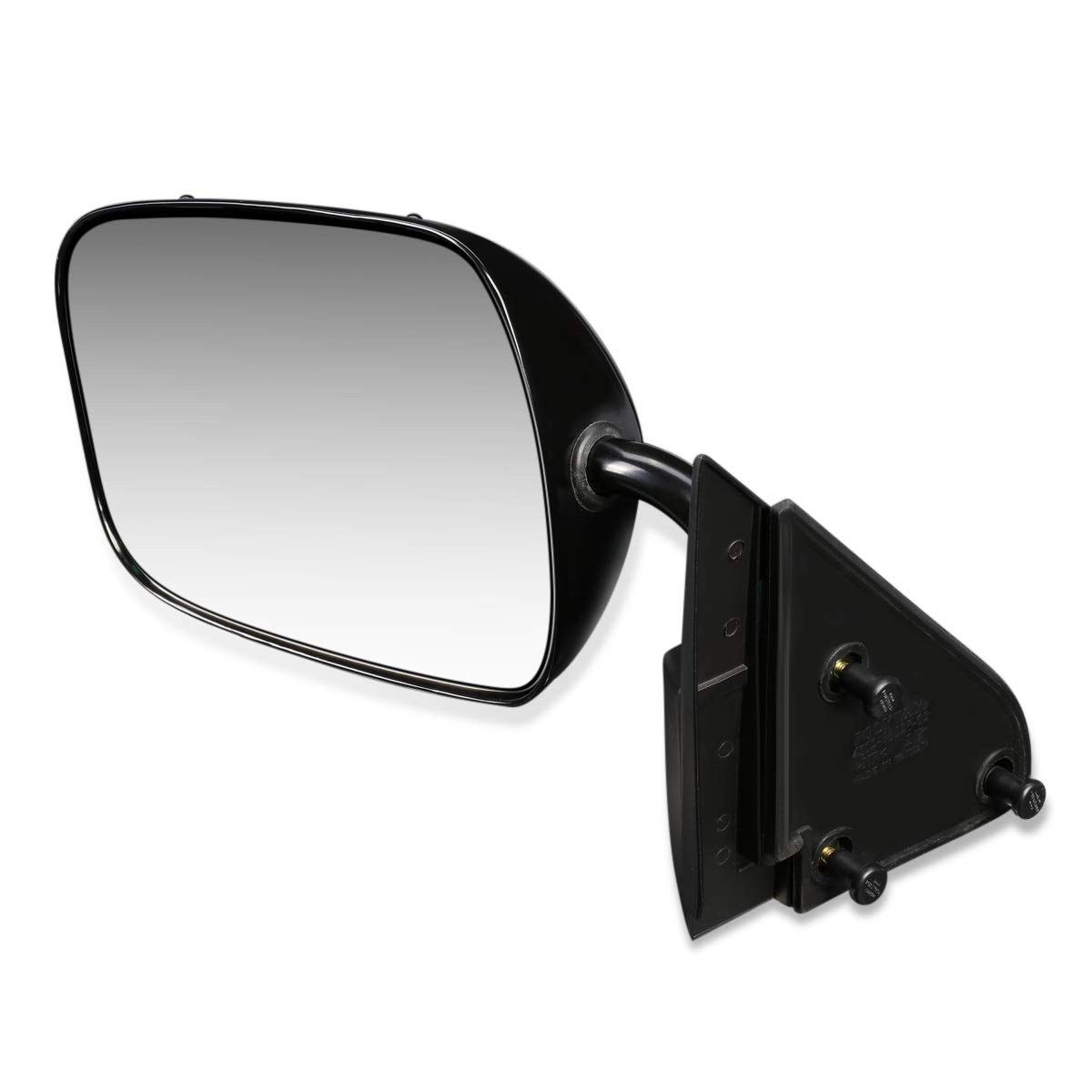 DNA MOTORING OEM-MR-GM1320177 Factory Style Manual Left Side Door Mirror